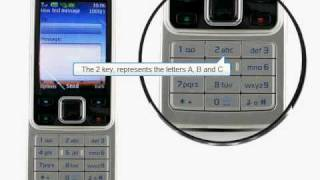 Using A Nokia Mobile Phone Basic Text Messaging