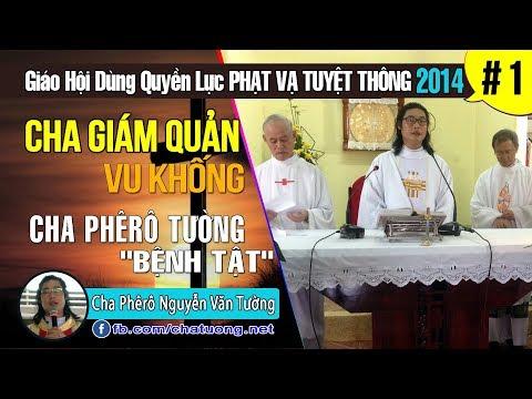 Tòa Giám Mục quyết định Cha Phêrô Nguyễn Văn Tường về hưu!