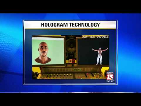 Startup Creating Smartphone Hologram Technology