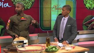 Organic Ethiopian Food in New York - Ethiopian Cuisine