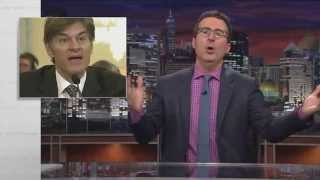 John Oliver vs Dr Oz and Nutritional Supplements