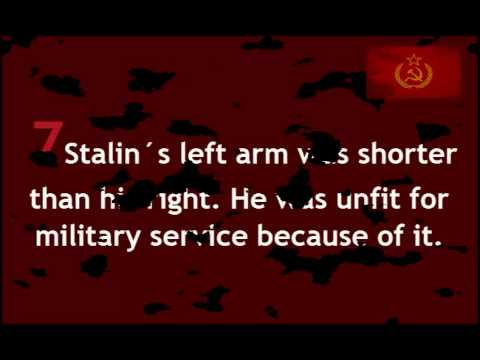 10 Intresting Facts About Joseph Stalin.