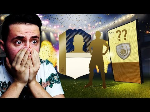 ICONT NYITOTTAM!!! | FIFA 18 - PACK OPENING