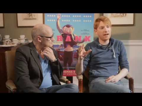 Frank: Video interview with Lenny Abrahamson & Domhnall Gleeson