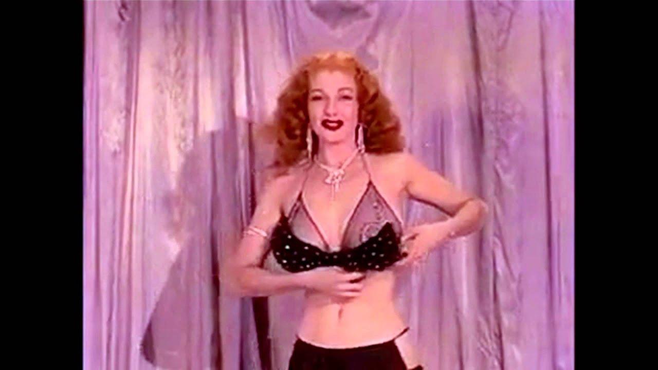 Tempest Storm - Teaserama (1955) ACT III - YouTube