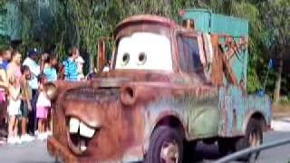 MGM Disney Studios Stars And Motor Cars Parade (Part 1