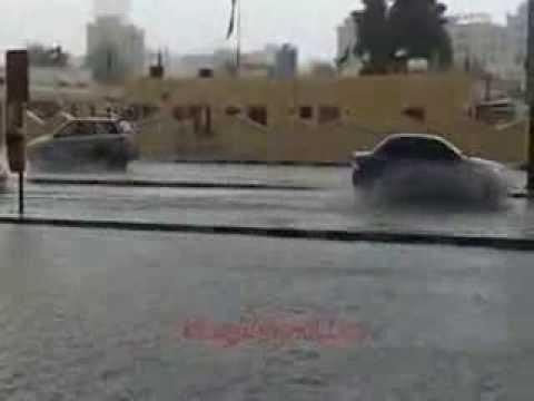 Heavy Rain in Ajman-UAE