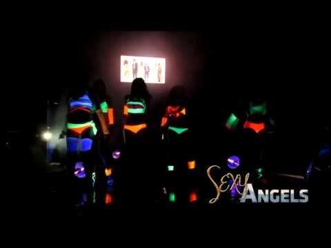 SEXYANGELS ~Glow Night  intro