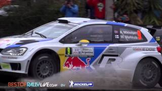 Vid�o Shakedown - 2014 WRC Rally Argentina par Best-of-RallyLive (2717 vues)