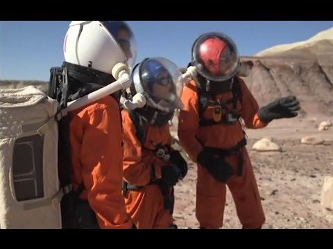 BBC News - Analog Astronauts Expedition, Mars Crew 134