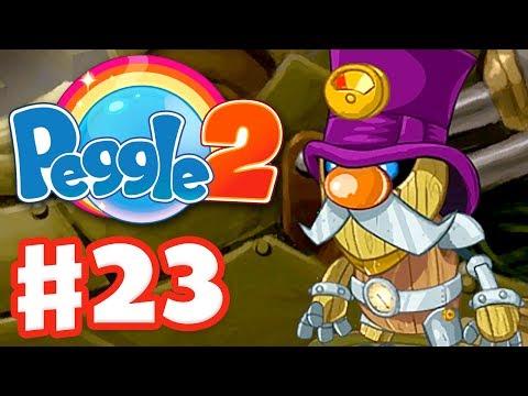 Peggle 2 - Gameplay Walkthrough Part 23 - Gnorman's Gneighborhood