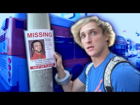 MY ROOMMATE WENT MISSING