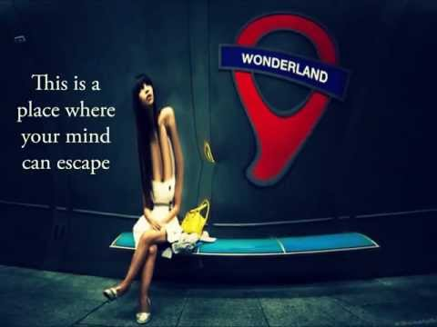 wonderland welcome to mystery - Almost Alice (Plain White T's)