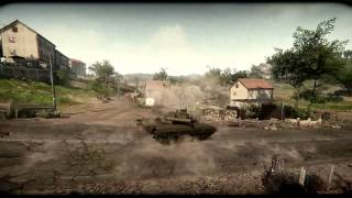 Armored Warfare - Shattered World Trailer
