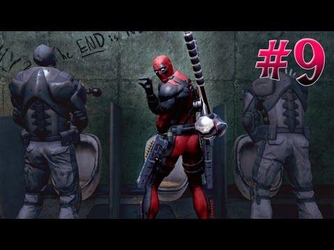 Hình ảnh trong video Cùng chơi Deadpool #9 - Bụi đời chợ