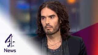 Russell Brand vs TV Host: A Microcosm of What's Wrong with Politics