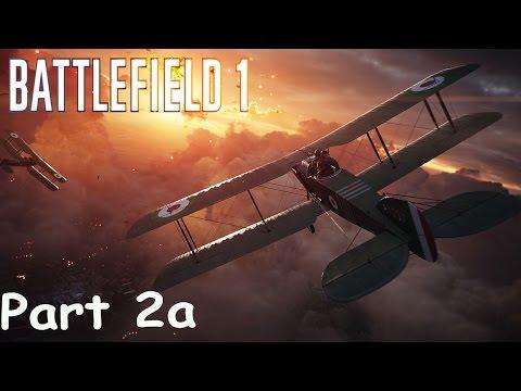 Battlefield™ 1 #2a PHI CÔNG TRẺ LÁI MÁY BAY BÀ GIÀ