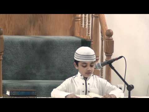 Tajweed Competition (Ziyaad Islam)
