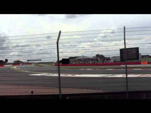 Silverstone 2014 | Porsche & Formula 1 Action From Copse | (POV) | HD