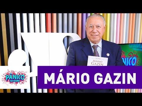 Entrevista do empresário Mario Gazin no Programa Pânico...
