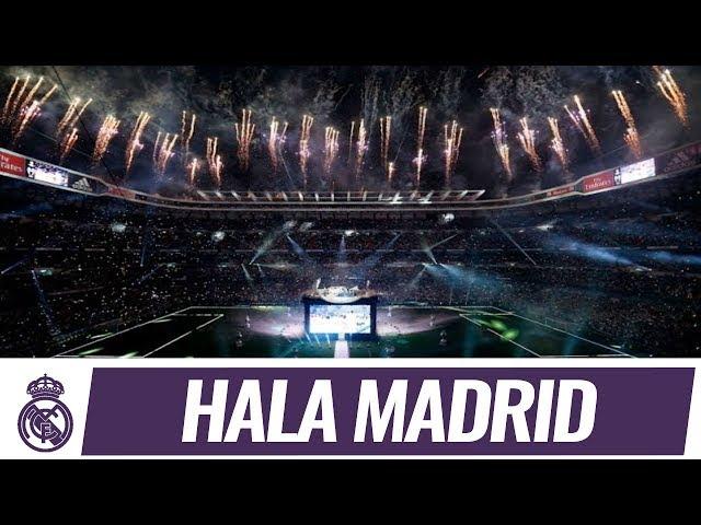 La fiesta de la Décima en el Santiago Bernabéu