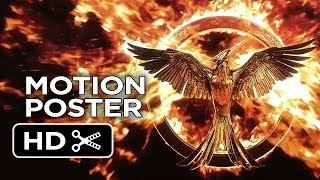 The Hunger Games: Mockingjay - Part 1 Motion Poster (2014) - Jennifer Lawrence Movie HD