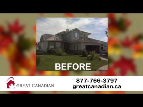 Great Canadian Roofing & Siding
