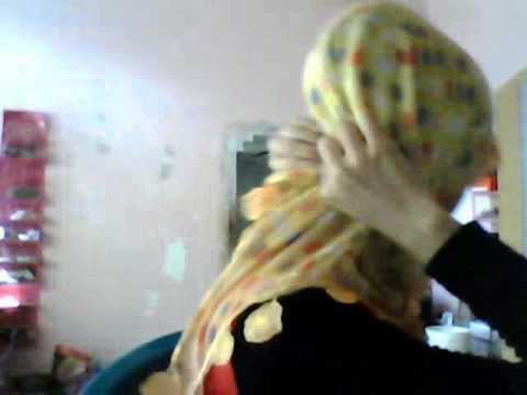 HIJAB TUTORIAL SEGI EMPAT 01 BY C-ka ^,^.wmv - YouTube