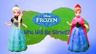 FROZEN Disney Elsa And Disney Princess Anna Play ToyTastic