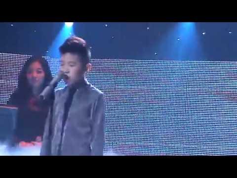 Hồ trên núi   Trần Ngọc Duy The Voice Kids live show 4 24 8 2013 ( tham khảo)