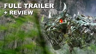 Transformers 4 Official Trailer + Trailer Review Beyond