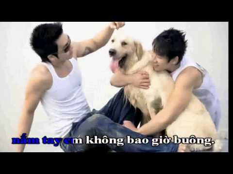 [karaoke - beat] Nếu là anh - The Men