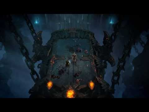 Diablo III - Reaper of Souls The Crusader Arrives Trailer [HD]