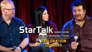 Neil deGrasse Tyson: StarTalk with Jim Gaffigan, Sarah Silverman, David Grinspoon, Eugene Mirman