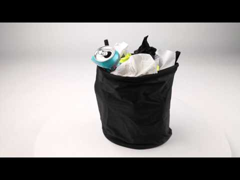 Hopkins GoGear Space-Saver Trash Can -- Pep Boys