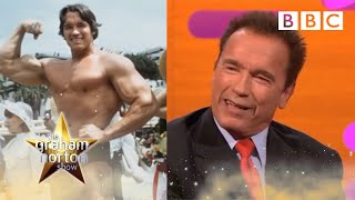 Arnold Schwarzenegger chats about workout routines - The Graham Norton Show - Series 12 - BBC One