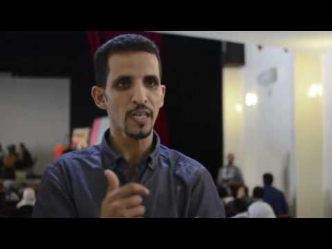كلمة الأخ الحسين حريش نائب مدير الملتقى