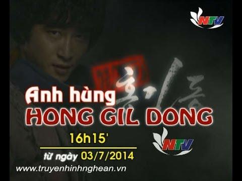 Trailer Phim: Anh hùng Hong Gil Dong