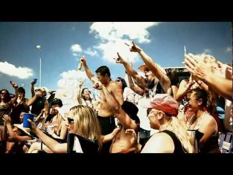 Corona Light Kenny Chesney 2012 Tour Spot