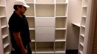 Crear espacio en el closet