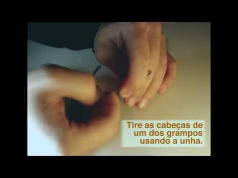 FaçaTudo- Abrir cadeado ou fechadura com grampos e abrir cadeado de senha