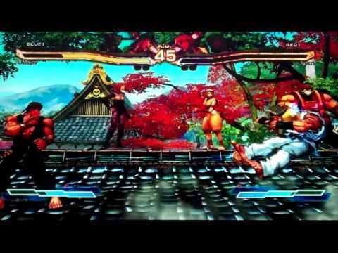 Hình ảnh trong video SFxT XBL Ranked Match Ken/Poison Vs Heihachi