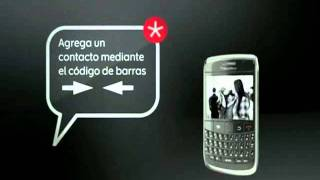 Como Escanear Un Contacto Codigo De Barras En Blackberry