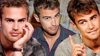 7 Things You Didn't Know About Theo James