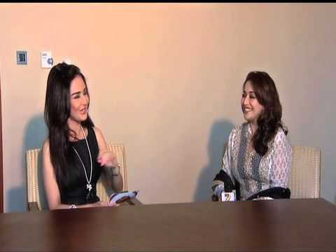 Madhuri Dixit Exclusive Interview on Zee Aflam