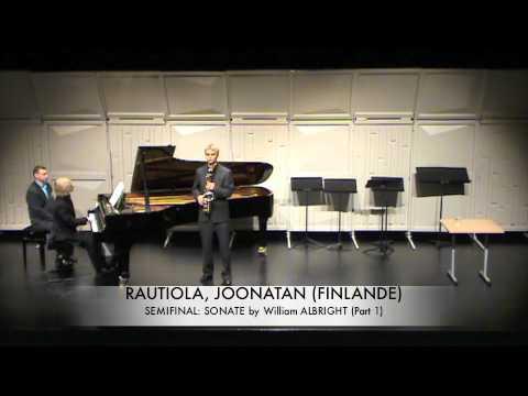 RAUTIOLA, JOONATAN FINLANDE albright 1