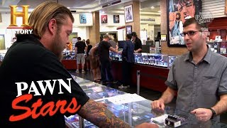 Best of Pawn Stars: Kurt Cobain's Guitar Pedal | History