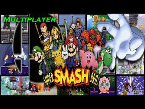 Super Smash Bros (Multiplayer)