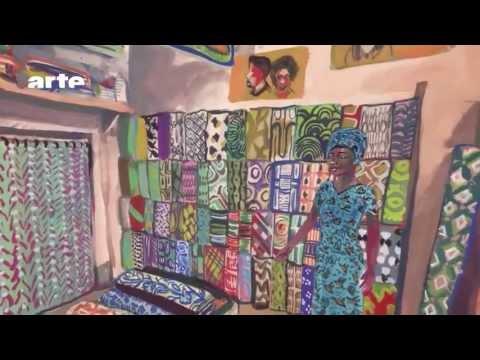 Le pagne africain, un art de vivre