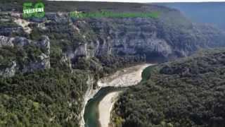 Roadbook moto Ardèche : Les Gorges de L'Ardèche